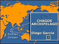Chagos archipelago