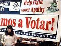 Campaña política en EE.UU.