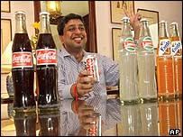 coca cola india sanjiv gupta pesticide issue Recent old ages, there is a controversial issue that the coca-cola company has been boycotted in india for the ground of high degrees of pesticides found in coca-cola merchandises.