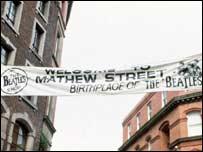 Mathew Street, Liverpool