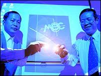 Dr Zuobin Wang and Dr Ming Yang