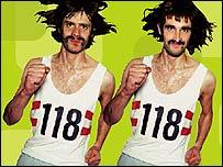118 118 runners