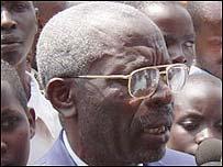 Jean Nepomuscene Nayinzira