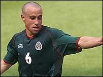 Seville and Mexico midfielder Gerardo Torrado