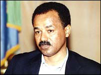Eritrean president