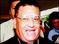 Cardinal Obando y Bravo