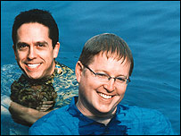 Lee Unkrich and Andrew Stanton
