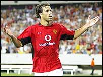 Ruud van Nistelrooy is Europe's best striker