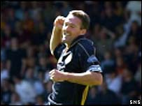 Paul Lambert got Celtic off the mark