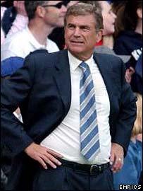 Trevor Brooking, caretaker West Ham manager