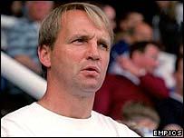 West Ham assisant manager Paul Goddard