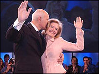 Iain Duncan Smith and his wife Betsy