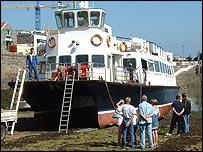 Herm ferry