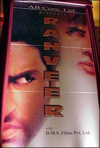 Ranveer poster