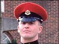Warrant Officer Colin Wall