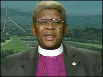 Archbishop Njongo Ndungane, Primate of Southern Africa