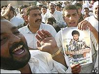 Supporters of Muqtada al-Sadr