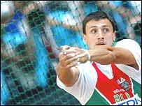 Ivan Tikhon of Belarus