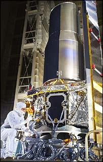 Space infa red telescope (Nasa)