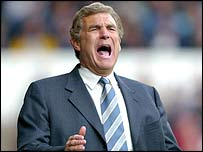 West Ham caretaker boss Trevor Brooking