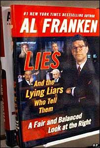 Al Franken's book