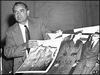 Senator Joe McCarthy