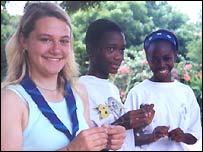 Newcastle guide in Ghana