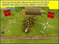 Katapult game