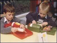 Children's lunch boxes