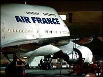 Air France jumbo