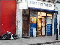 Belmont Mini Market