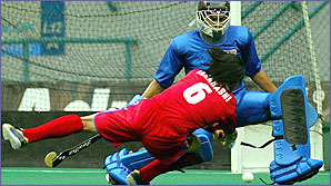 Goalkeeping drills to keep you on your toes