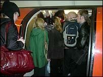 Crammed tube