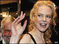 Actr�z, Nicole Kidman
