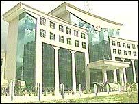New Jokang courthouse