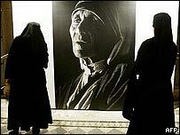 Monjas esperan beatificaci�n de la Madre Teresa
