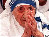 Madre Teresa, fundadora de la orden
