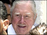 General Pinochet in 2000