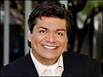 George L�pez, comediante