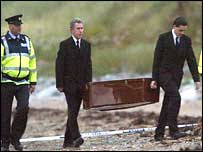 Jean McConville's remains were found on a County Louth beach