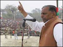 Mulayam Singh Yadav