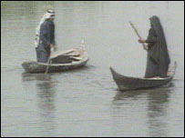 Marsh Arabs before 1992