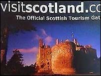 visitscotland.com advert