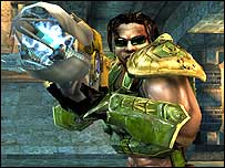 Character in Unreal Tournament 2004