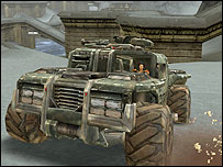 Tank form Unreal Tournament 2004