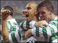 Celtic will take confidence from being in the Uefa Cup final