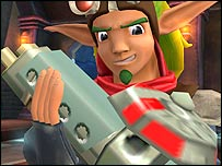 Jak from Jak and Daxter