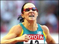 Australia's Jana Pittman