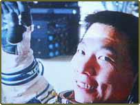 Astronaut Yang Liwei