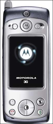 The Motorola A920, Motorola